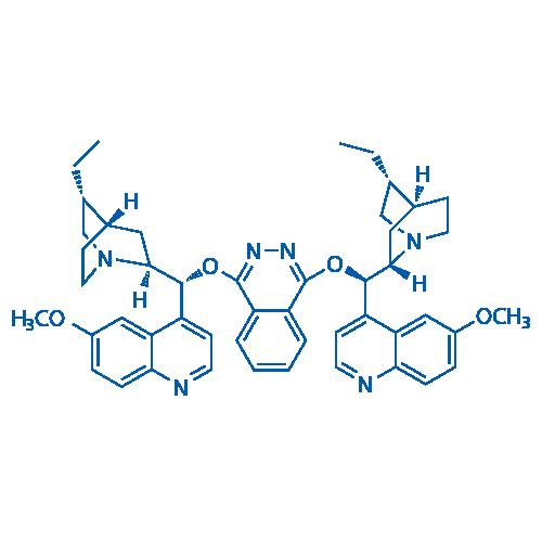 1,4-Bis((1R)-((1S,2S,4S)-5-ethylquinuclidin-2-yl)(6-methoxyquinolin-4-yl)methoxy)phthalazine