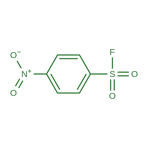 4-Nitrobenzene-1-sulfonyl fluoride