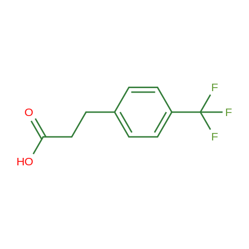 4-(Trifluoromethyl)hydrocinnamic acid