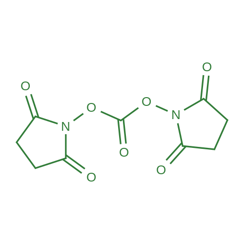 Bis(2,5-dioxopyrrolidin-1-yl) carbonate