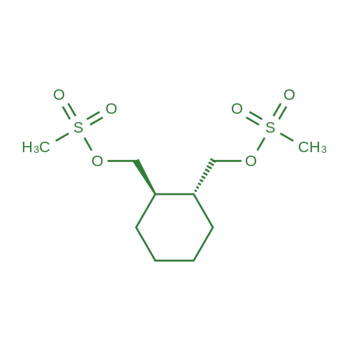 (R,R)-1,2-Bis(Methanesulphonyloxymethyl)cyclohexane