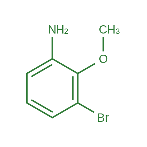 3-Bromo-2-methoxyaniline