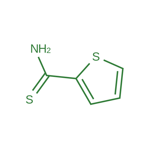 Thiophene-2-carbothioamide