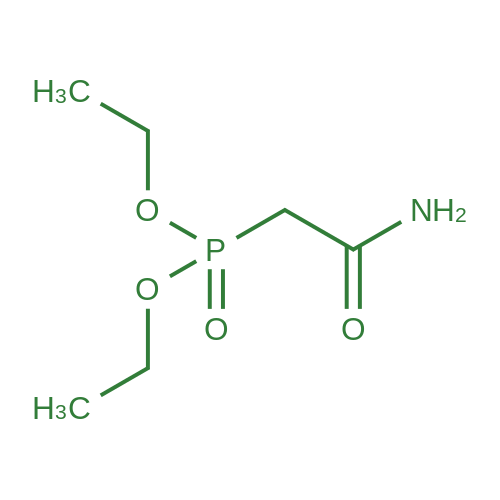 Diethyl (2-amino-2-oxoethyl)phosphonate