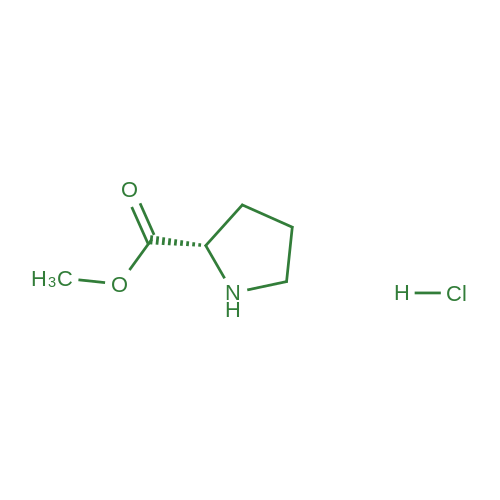 H-Pro-OMe.HCl