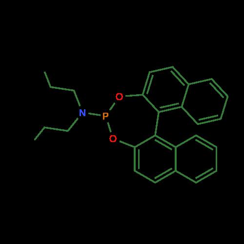 N,N-Dipropyldinaphtho[2,1-d:1',2'-f][1,3,2]dioxaphosphepin-4-amine