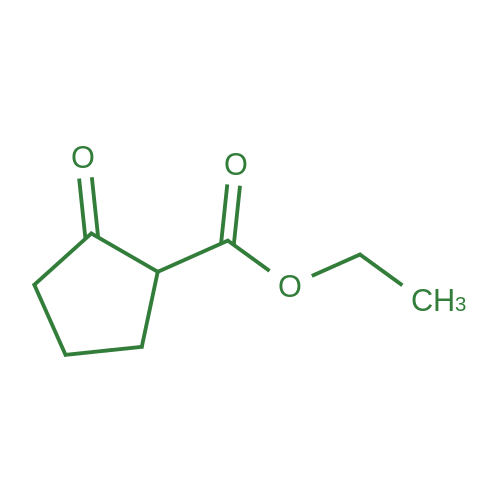 Ethyl 2-oxocyclopentanecarboxylate