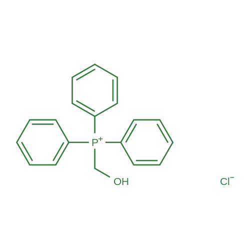 (Hydroxymethyl)triphenylphosphonium chloride