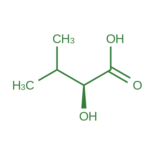 (S)-2-Hydroxy-3-methylbutanoic acid