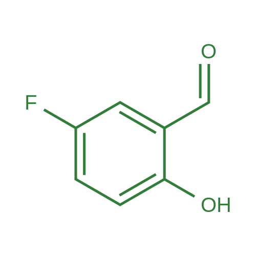 5-Fluoro-2-hydroxybenzaldehyde
