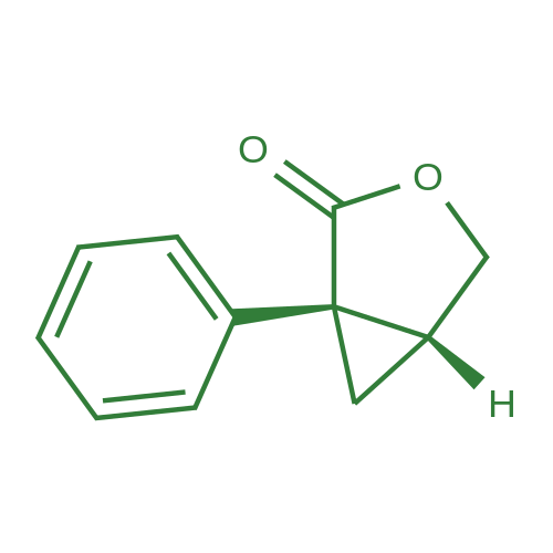 (1S,5R)-1-Phenyl-3-oxabicyclo[3.1.0]hexan-2-one