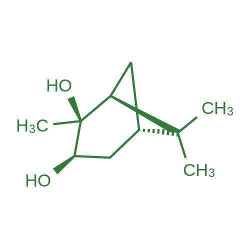 (1S,2S,3R,5S)-2,6,6-Trimethylbicyclo[3.1.1]heptane-2,3-diol