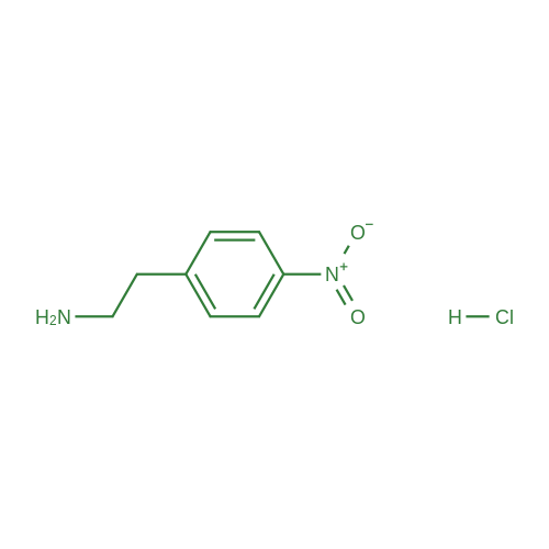 4-Nitrophenylethylamine hydrochloride