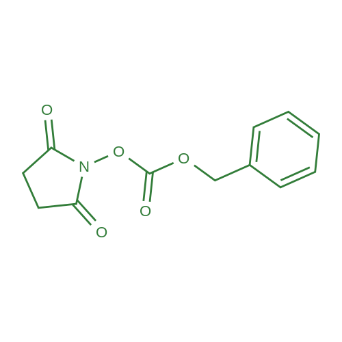 N-(Benzyloxycarbonyloxy)succinimide
