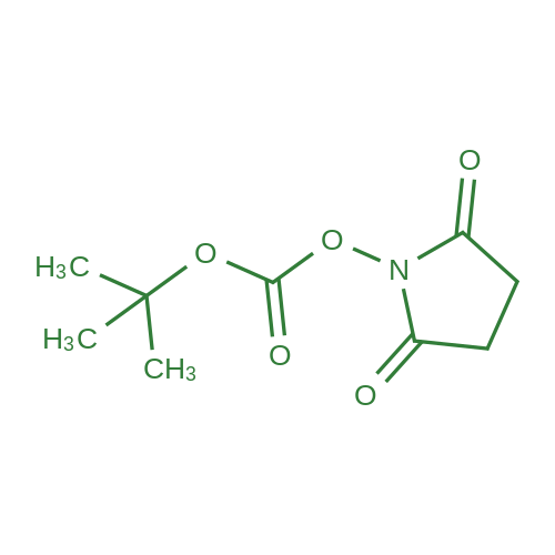 tert-Butyl (2,5-dioxopyrrolidin-1-yl) carbonate