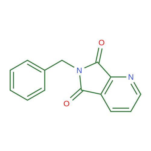6-Benzyl-5,7-dihydro-5,7-dioxopyrrolo[3,4-b]pyridine