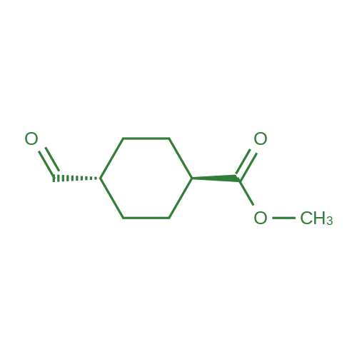 trans-Methyl 4-formylcyclohexanecarboxylate