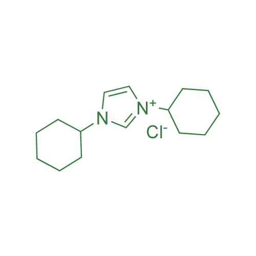 1,3-Dicyclohexyl-1H-imidazol-3-ium chloride