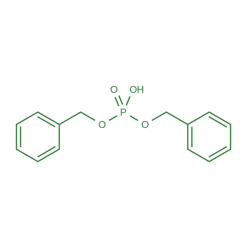 Dibenzyl hydrogen phosphate