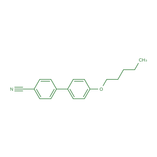 4'-Pentyloxy-[1,1'-biphenyl]-4-carbonitrile