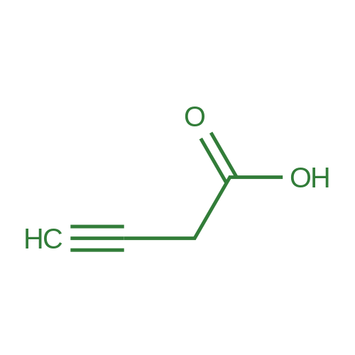 But-3-ynoic acid