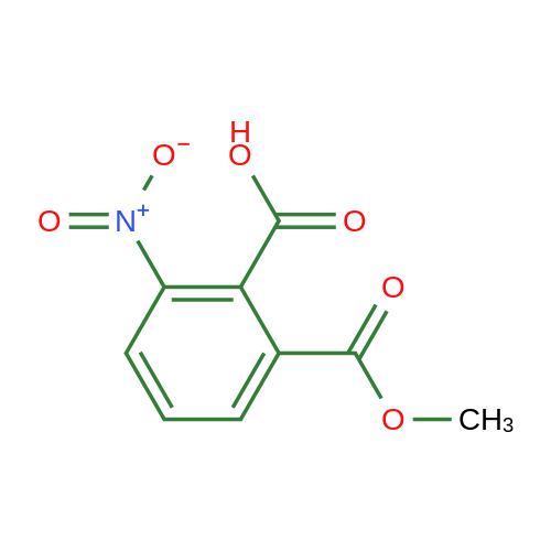 2-(Methoxycarbonyl)-6-nitrobenzoic acid