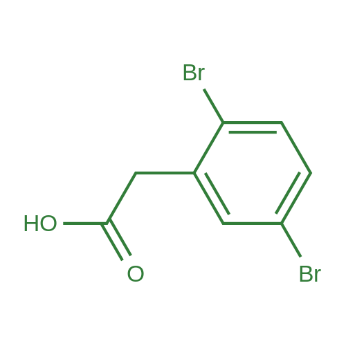 2-(2,5-Dibromophenyl)acetic acid