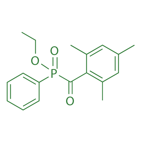 Ethyl phenyl(2,4,6-trimethylbenzoyl)phosphinate