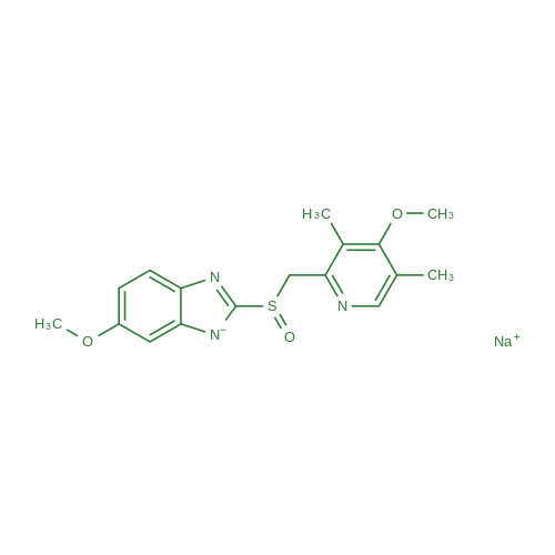 Omeprazole sodium
