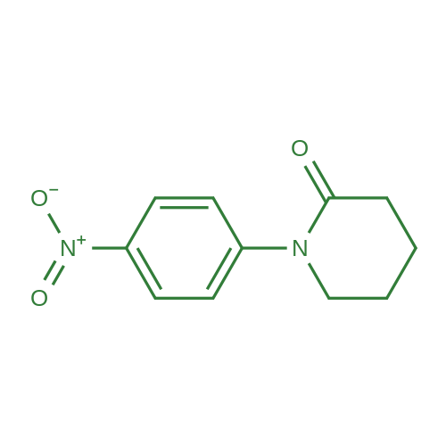 1-(4-Nitrophenyl)piperidin-2-one