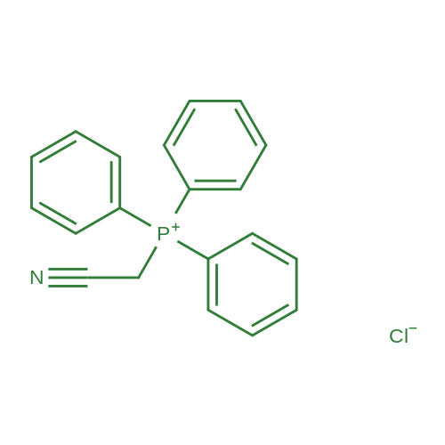 (Cyanomethyl)triphenylphosphonium chloride