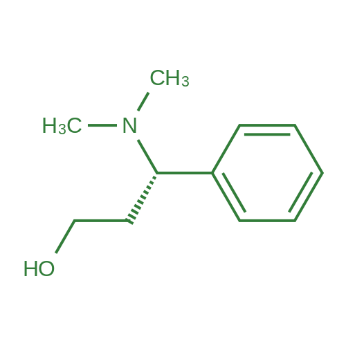 (S)-3-(Dimethylamino)-3-phenylpropan-1-ol