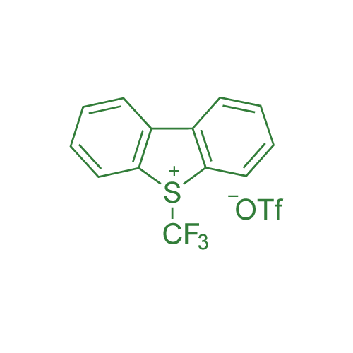 5-(Trifluoromethyl)-5H-dibenzo[b,d]thiophen-5-ium trifluoromethanesulfonate