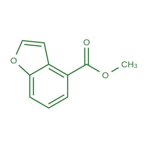 Methyl benzofuran-4-carboxylate