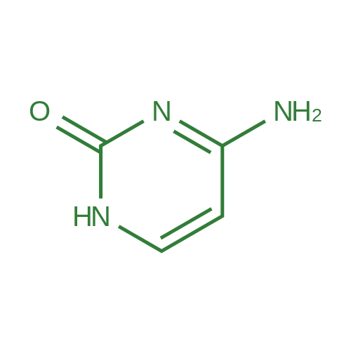 6-Aminopyrimidin-2(1H)-one