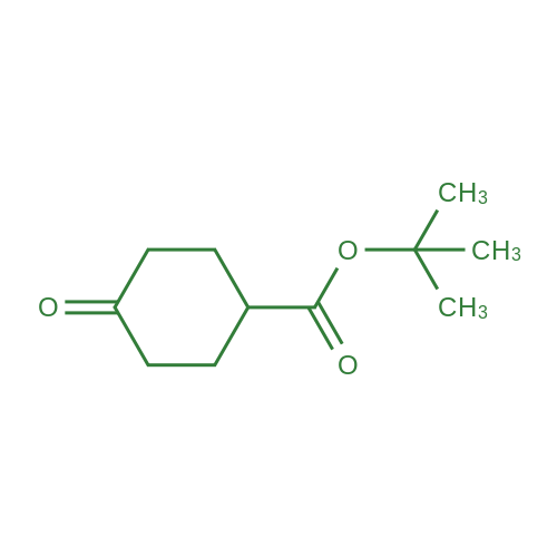 tert-Butyl 4-oxocyclohexanecarboxylate