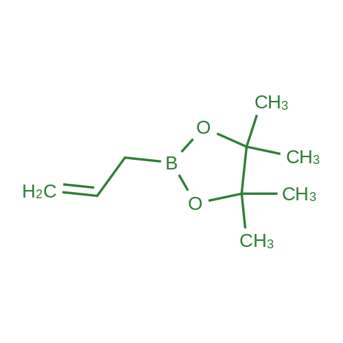 2-Allyl-4,4,5,5-tetramethyl-1,3,2-dioxaborolane