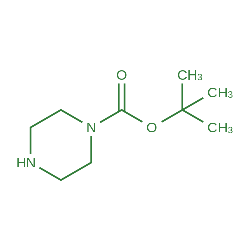 tert-Butyl piperazine-1-carboxylate
