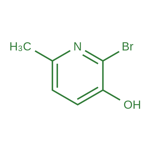 2-Bromo-6-methylpyridin-3-ol