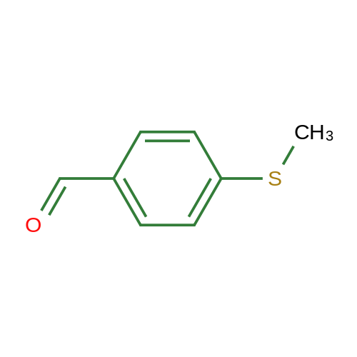 4-(Methylthio)benzaldehyde