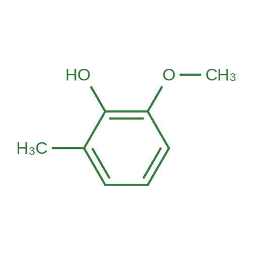 2-Methoxy-6-methylphenol