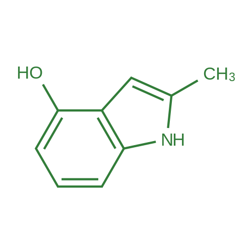2-Methyl-1H-indol-4-ol