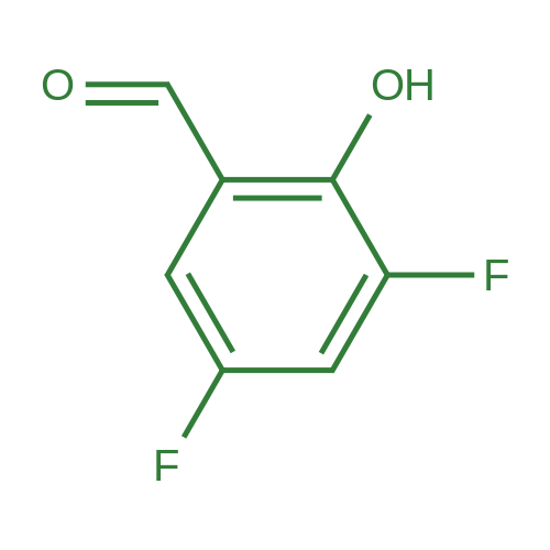 3,5-Difluoro-2-hydroxybenzaldehyde