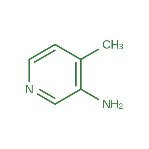3-Amino-4-methylpyridine