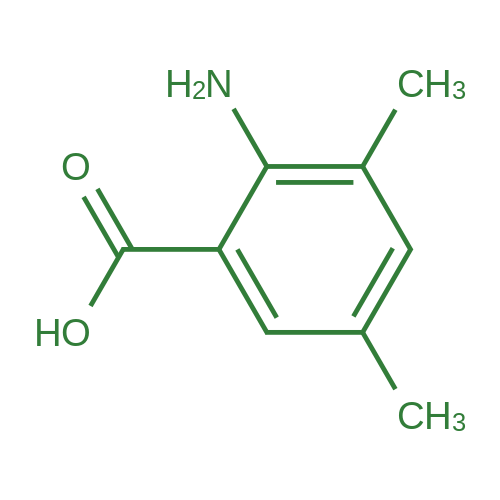 2-Amino-3,5-dimethylbenzoic acid