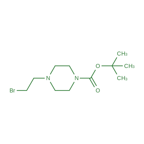 tert-Butyl 4-(2-bromoethyl)piperazine-1-carboxylate