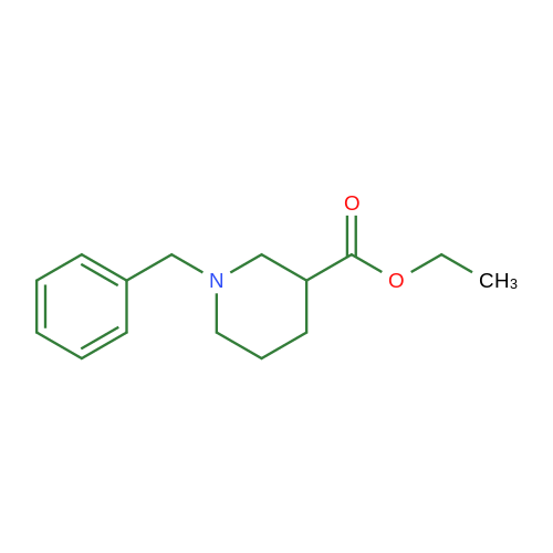 Ethyl 1-benzylpiperidine-3-carboxylate