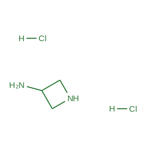 Azetidin-3-amine dihydrochloride
