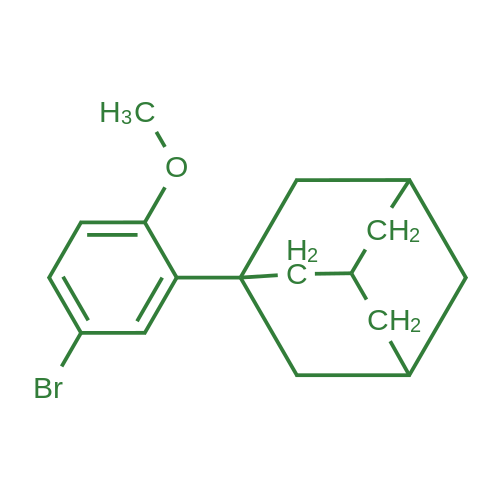 1-(5-Bromo-2-methoxyphenyl)adamantane