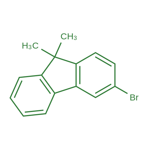3-Bromo-9,9-dimethyl-9H-fluorene